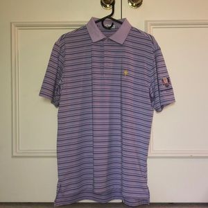 Peter Millar Ryder Cup Golf T // Light Purple